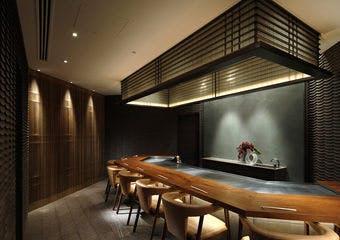 鉄板焼 濠/パレスホテル東京の写真