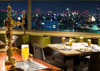 スカイレストラン エトワール/天王寺都ホテルの写真