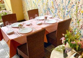レストラン パフュームの写真