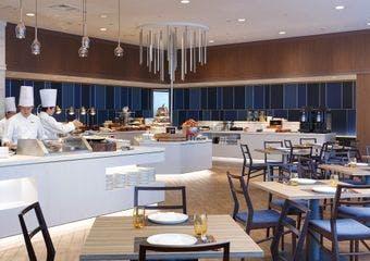 カフェレストラン パルテール/パレスホテル大宮の写真