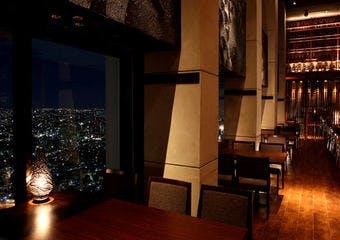 星空の中へ/新宿野村ビル50Fの写真