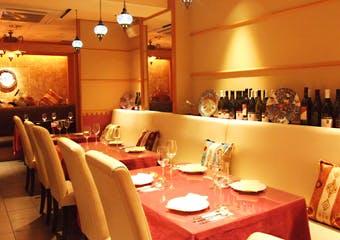 トルコレストラン サライ 赤坂店の写真