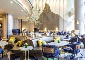 ザ・ラウンジ/スイスホテル南海大阪の写真