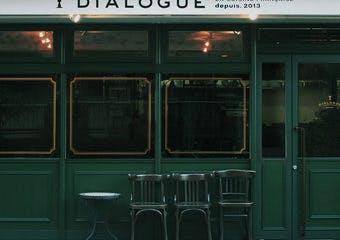 DIALOGUEの写真