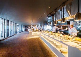 Sky Grill Buffet Restaurant 空桜 SORA/秋田ビューホテルの写真