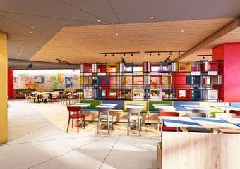 カジュアルレストラン イーポック/ホテル近鉄ユニバーサル・シティ
