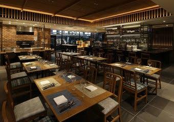 イタリアンレストラン ボンサルーテカブキ/ホテルグレイスリー新宿の写真