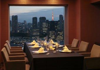日本料理 しゃぶ禅/ 銀座クレストン32Fの写真