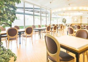 レストラン アンソレイユ/ホテル阪急エキスポパークの写真