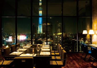 R Restaurant & Bar/ザ・ゲートホテル雷門13Fの写真