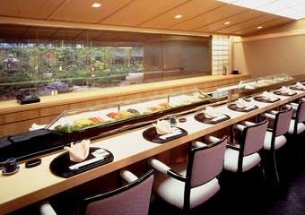 日本料理「さくら」寿司カウンター/ヒルトン東京お台場の写真