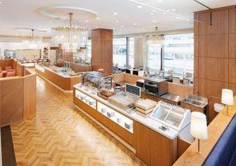 レストラン ブールヴァール/京都新阪急ホテルの写真