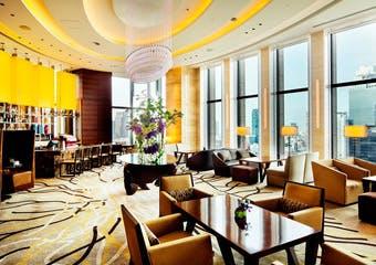 ラウンジ 3-60/インターコンチネンタルホテル大阪の写真