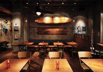京橋アロハテーブルの写真