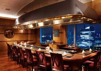鉄板焼 さがみ/横浜ベイシェラトン ホテル&タワーズの写真