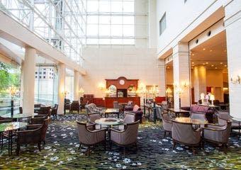 ロビーラウンジ/ウェスティンホテル大阪の写真