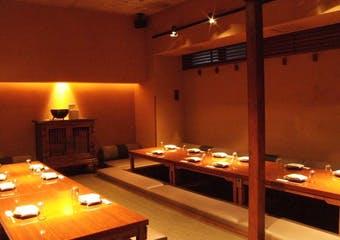 関内本店 月の写真