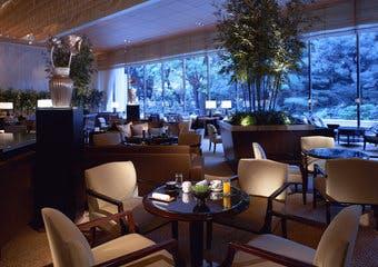ロビーラウンジ バンブー/シェラトン都ホテル東京の写真