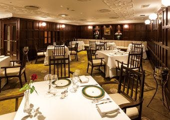 フレンチレストラン ラヴィ/山の上ホテルの写真