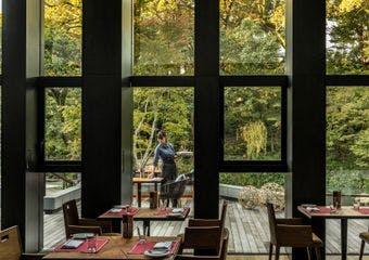 ブラッスリー/フォーシーズンズホテル京都の写真