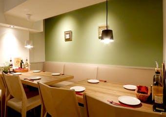 プラチナフィッシュ・ガーデンキッチンの写真