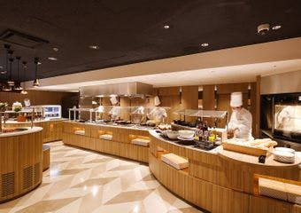 Buffet Dining プリンスマルシェ/新宿プリンスホテルの写真