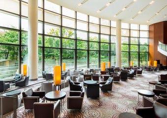 ガーデンラウンジ「坐忘」/セルリアンタワー東急ホテルの写真