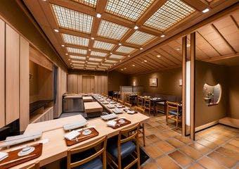 銀座 久兵衛  ホテルオークラ東京店/ホテルオークラ東京