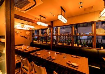 町屋個室×肉バル ジビエズマーケット 大門・浜松町店の写真