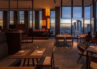 Sky Dining 天空/名古屋プリンスホテル スカイタワーの写真