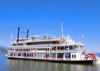 ミシガンクルーズ/琵琶湖汽船の写真