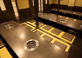 割烹焼肉松永牧場 北新地店の写真