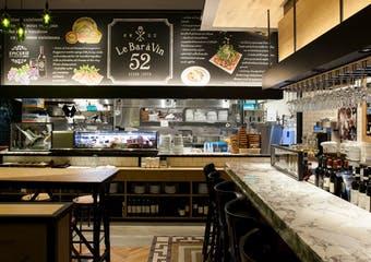 Le Bar a Vin 52 AZABU TOKYO 横浜ベイクォーター店