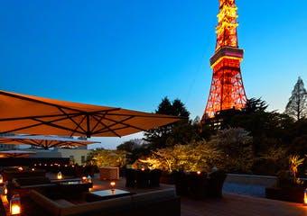 カフェ&バー タワービューテラス/東京プリンスホテルの写真