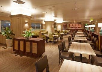 コーヒーラウンジ マウナケア/品川プリンスホテルの写真