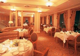 クラウンレストラン/ホテルグランドパレスの写真