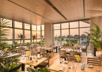 レストラン マティーラ/ダブルツリーbyヒルトン沖縄北谷リゾート