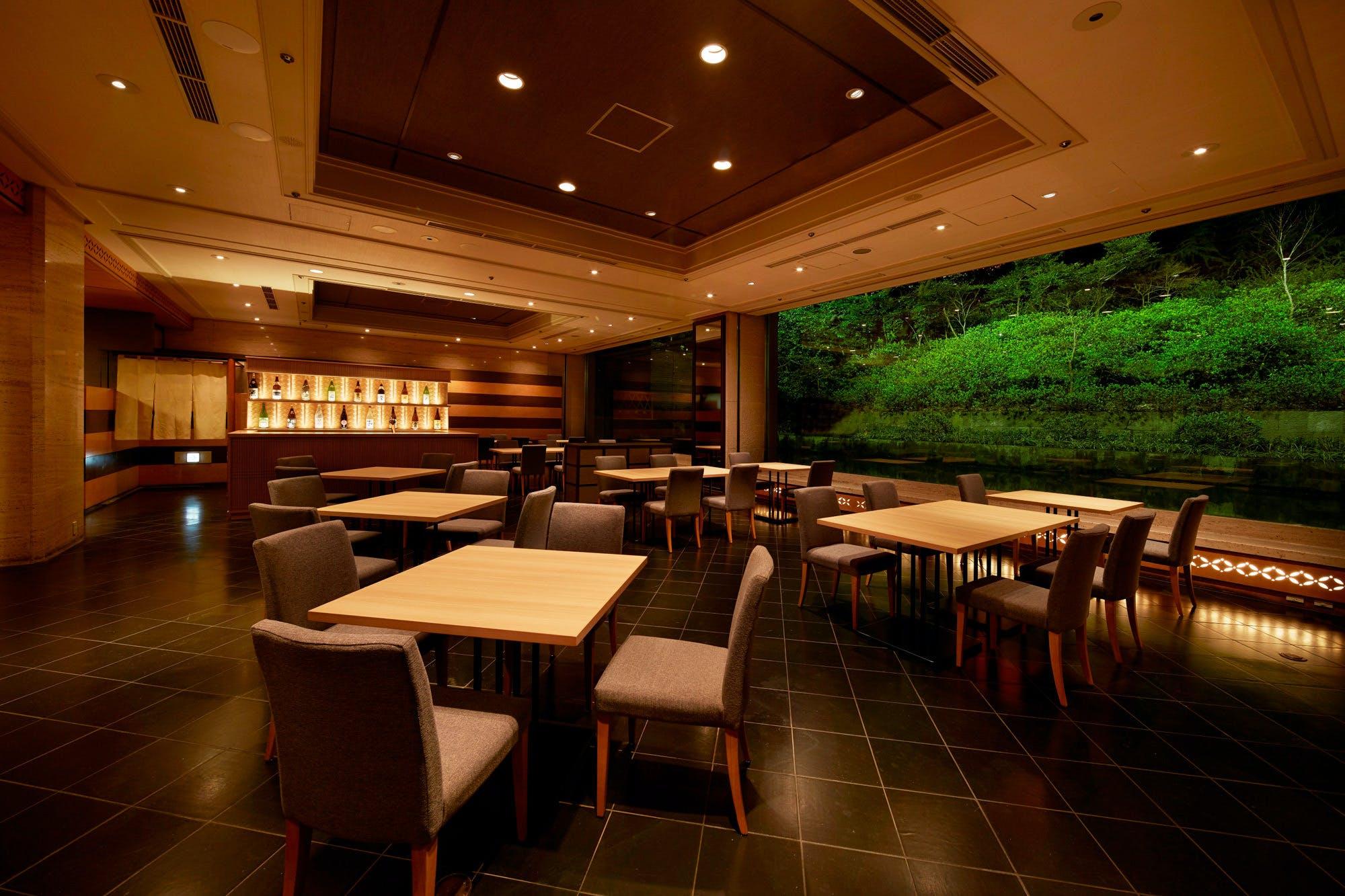 和食 清水/東京プリンスホテル