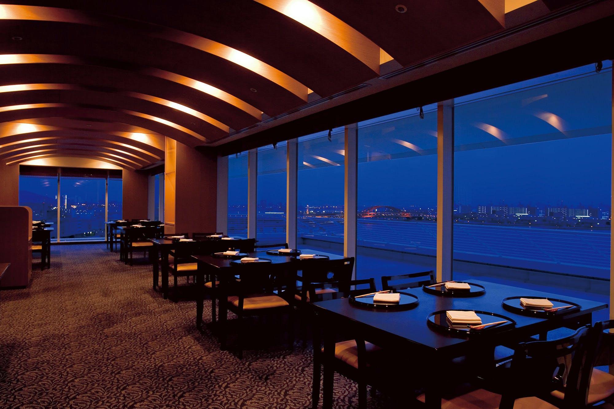 石庭/神戸メリケンパークオリエンタルホテル