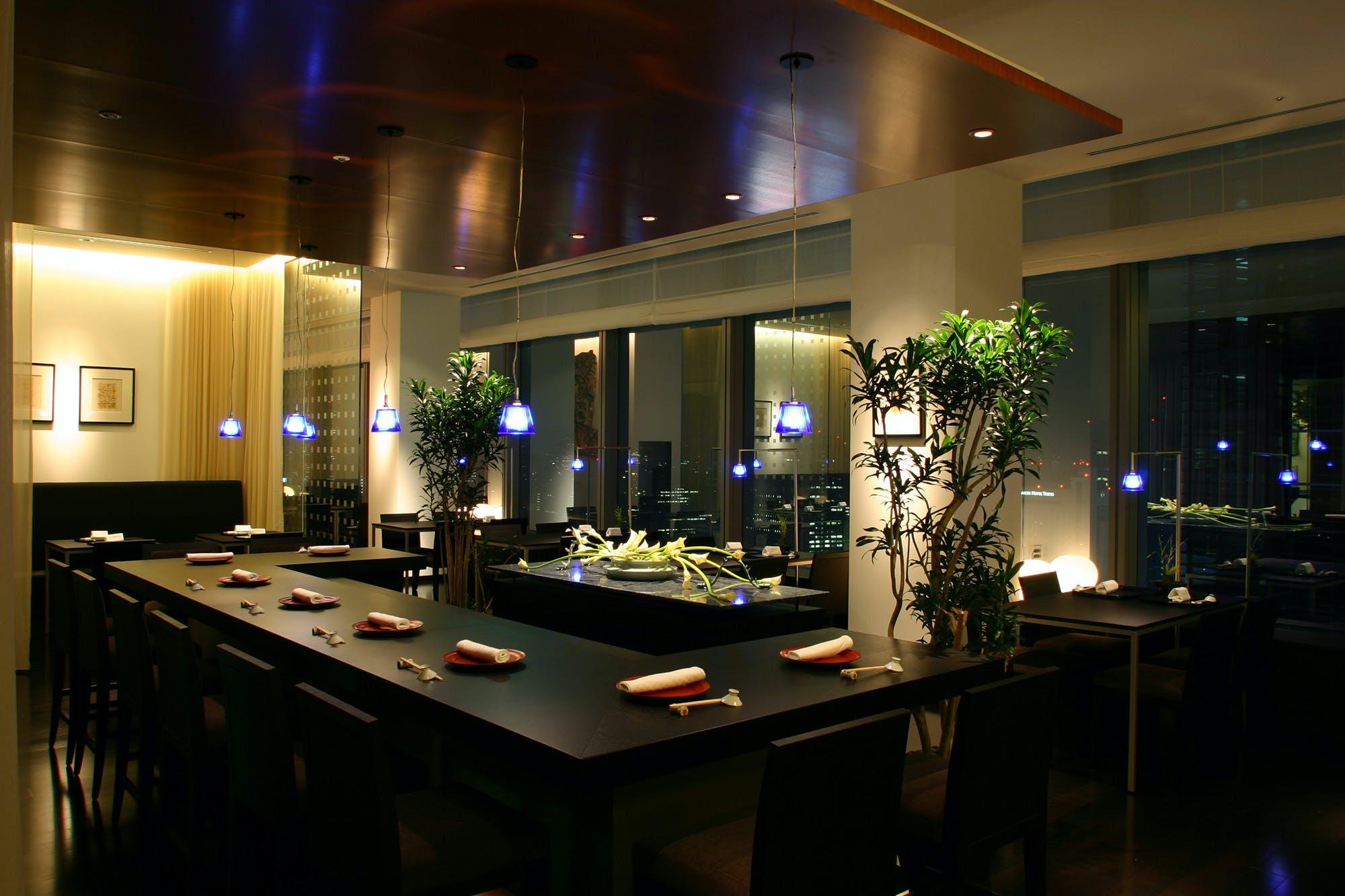 花山椒/パークホテル東京
