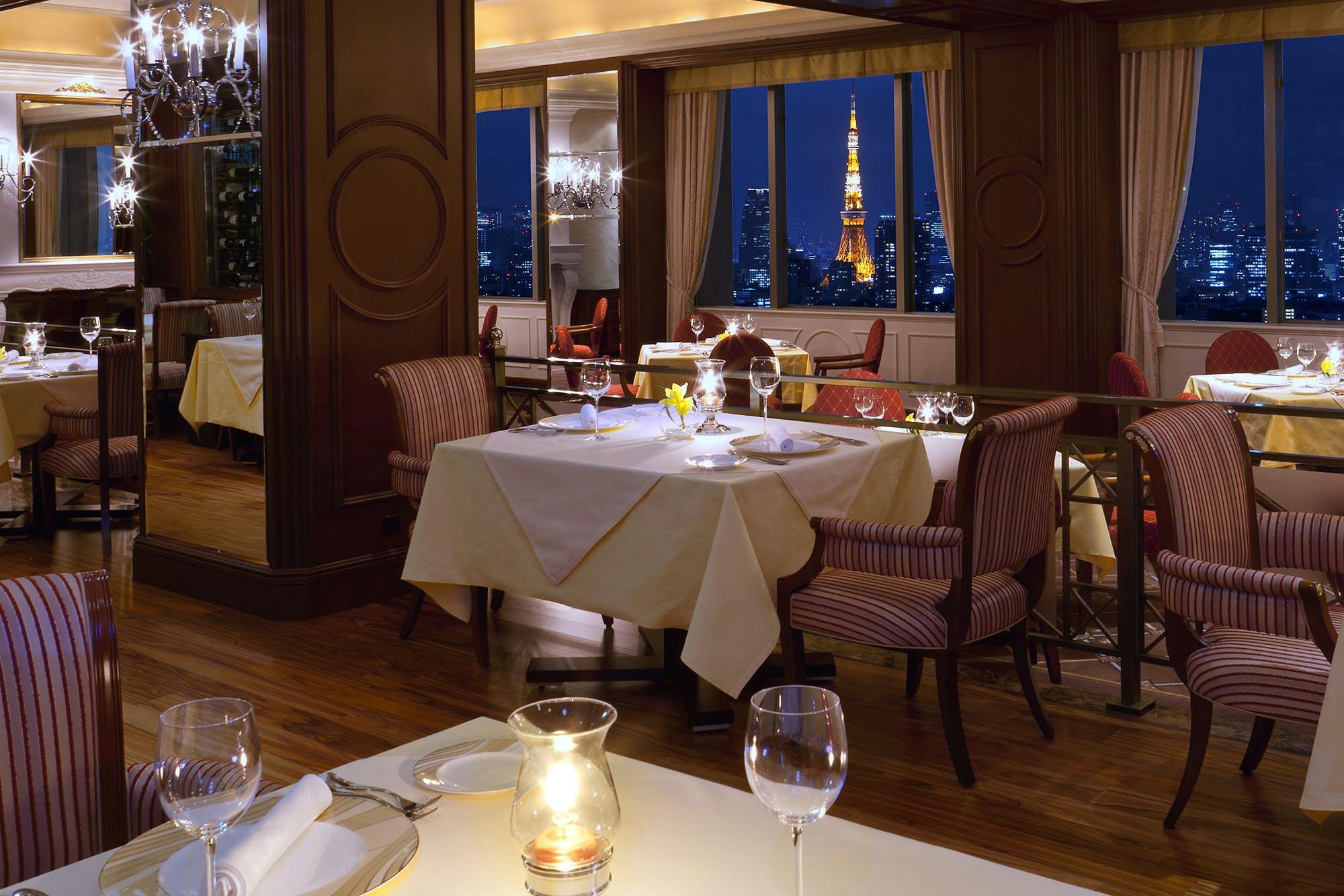 フレンチレストラン ビクターズ/ウェスティンホテル東京