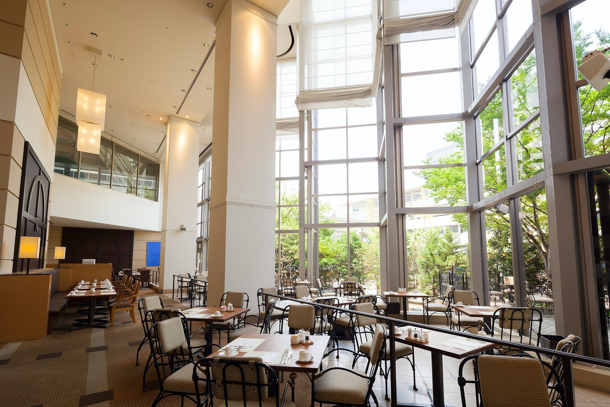 ガーデンカフェ/神戸ベイシェラトン ホテル&タワーズ