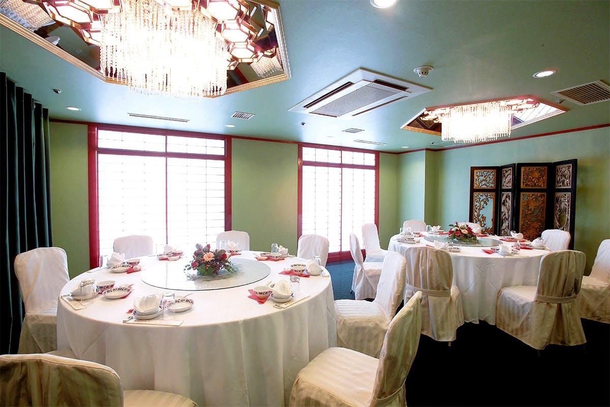 重慶飯店 横浜中華街新館(3F個室)/ローズホテル横浜