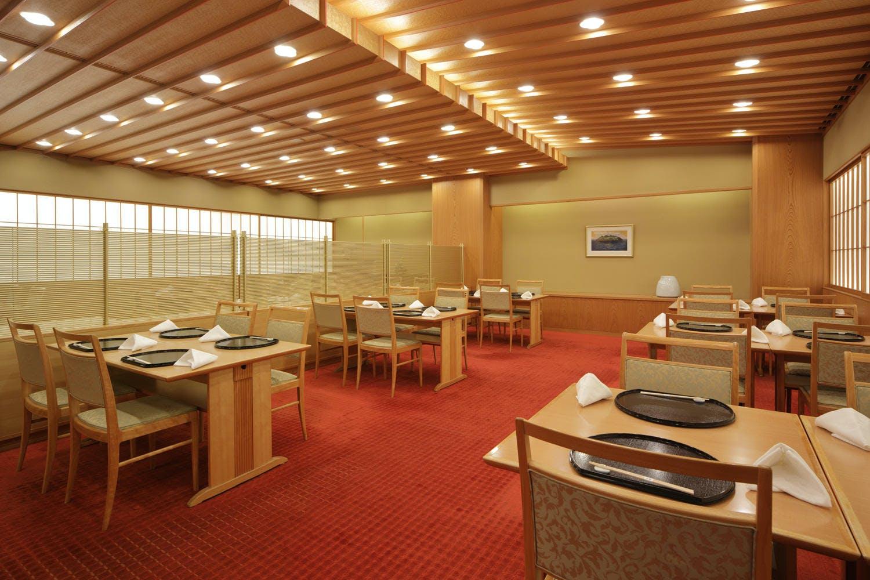 和食堂 山里 / ホテルオークラ福岡
