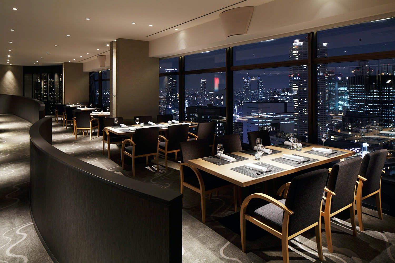 日本料理 なかのしま/リーガロイヤルホテル