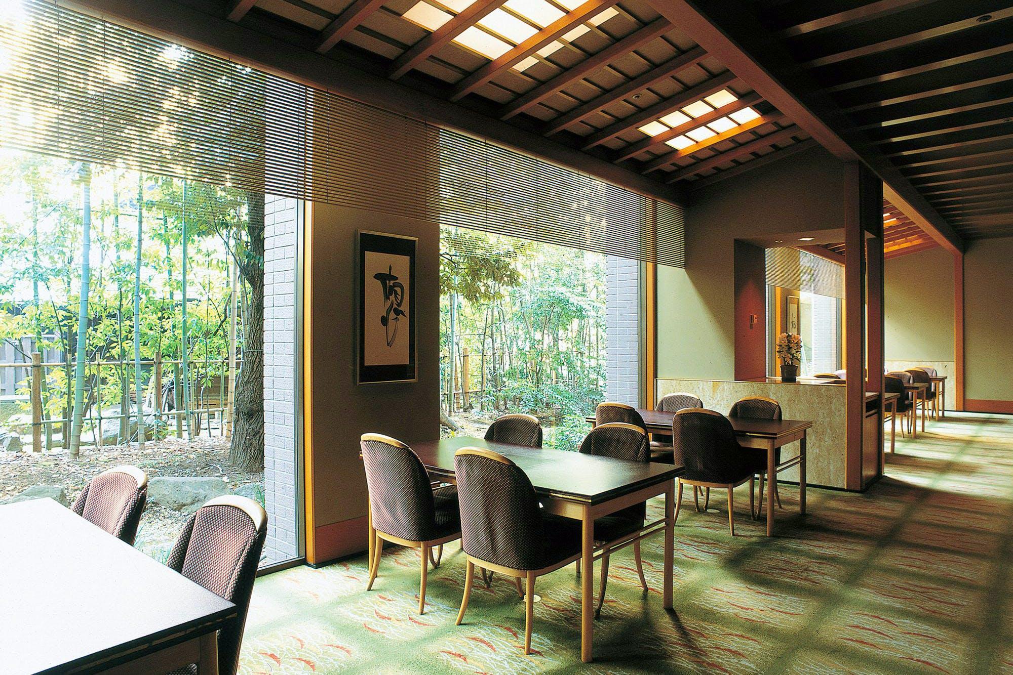 日本料理なにわ/リーガロイヤルホテル東京