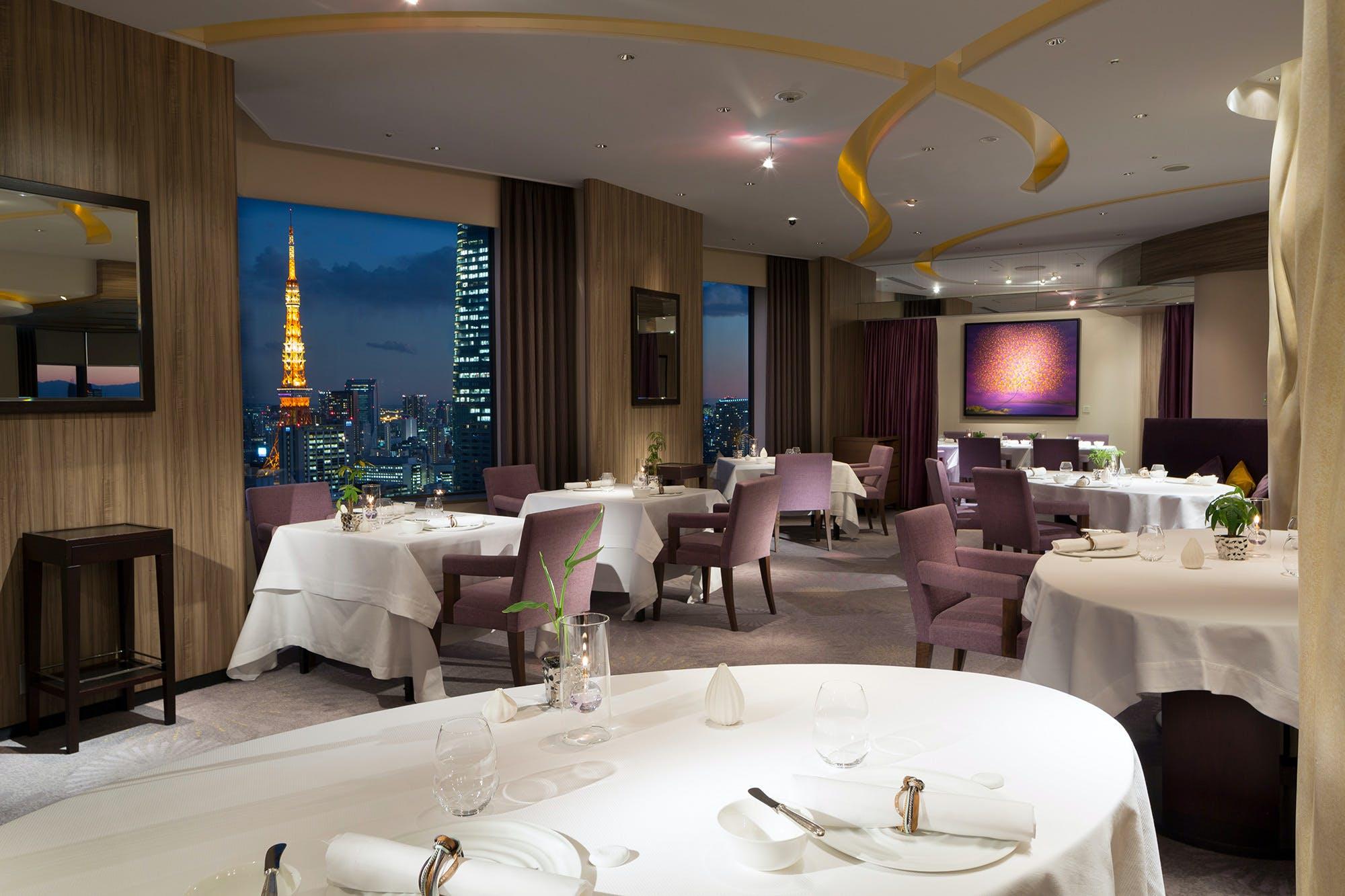 ピエール・ガニェール/ANAインターコンチネンタルホテル東京