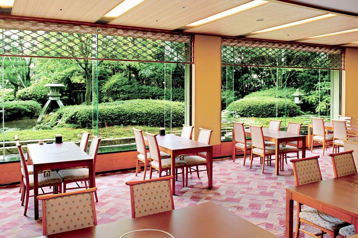 日本料理 雲海/ANAクラウンプラザホテル金沢