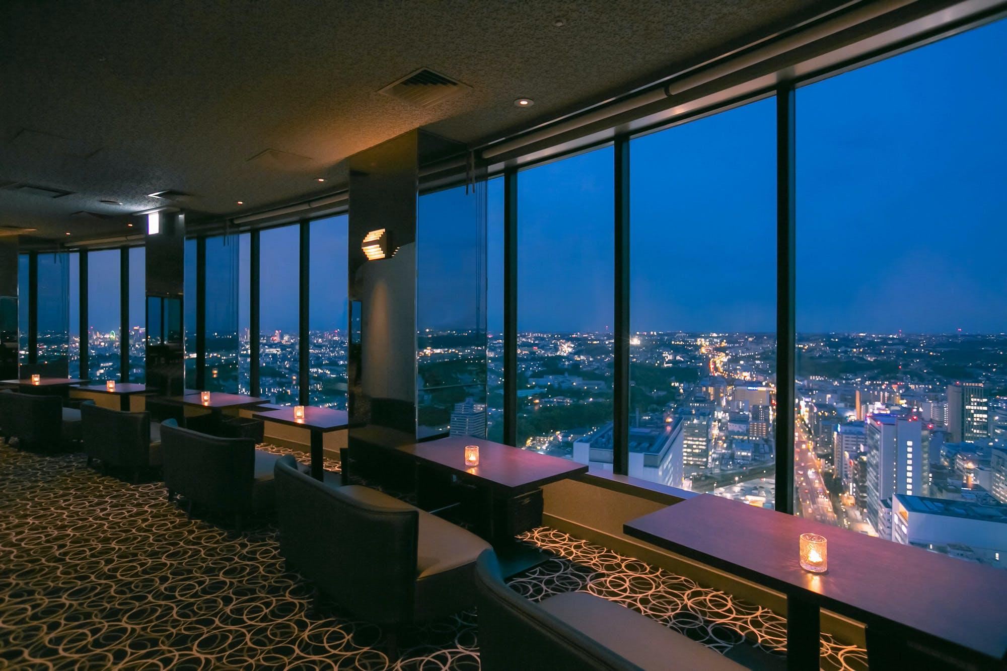 トップ オブ ヨコハマ バーラウンジ/新横浜プリンスホテル