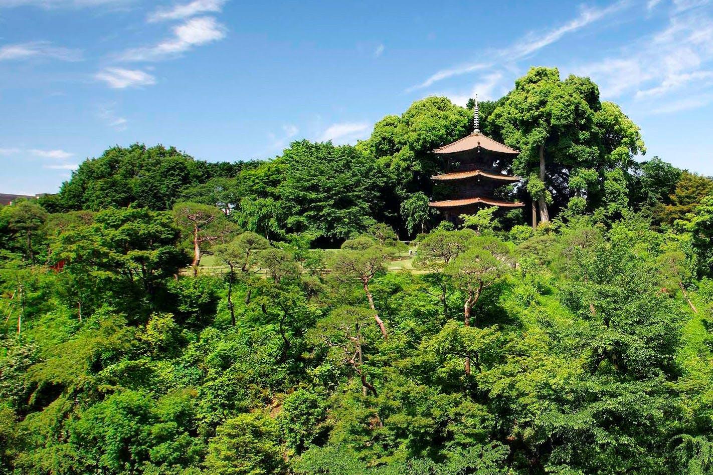 ホテル椿山荘東京 イベント